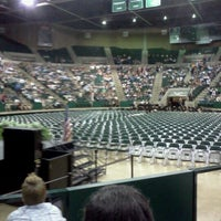 Photo taken at UNT Murchison Performing Arts Center by Marin W. on 6/4/2012