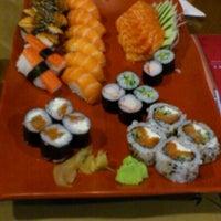 Photo taken at Nihon Sushi by Theo C. on 3/11/2012