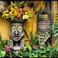 Photo taken at Enchanted Tiki Room by Sean M. on 8/27/2012