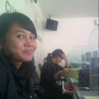 Photo taken at Samsung Service Center by Anggia I. on 7/28/2012