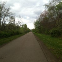 Photo taken at Vestal Rail Trail by Sheryl G. on 5/1/2012