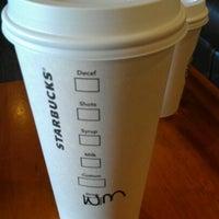 Photo taken at Starbucks by Kholt M. on 3/22/2012