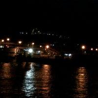 Photo taken at Pelabuhan Merak by sandi on 7/23/2012