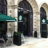 Photo taken at Starbucks by Techi on 2/28/2012