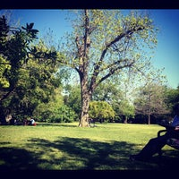 Photo taken at Menil Park by Ed C. on 3/23/2012