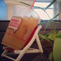 Photo taken at Dunkin' Donuts by Steven M. on 7/5/2012