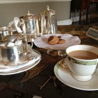 Photo taken at Merrion Hotel by Adrian C. on 8/1/2012