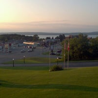 Photo taken at Baywinds Inn by Patrick G. on 7/28/2012