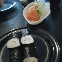 Photo taken at sushi-ya by Resy R. on 9/12/2012