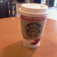 Photo taken at Starbucks by Kevin M. on 11/26/2011