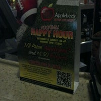 Photo taken at Applebee's by Christopher R. on 10/7/2011