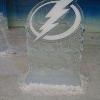 Photo taken at 2012 Scotiabank NHL Fan Fair by Linda L. on 1/27/2012