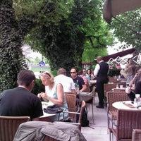 Photo taken at Cafe Bazar by Wim V. on 4/29/2012