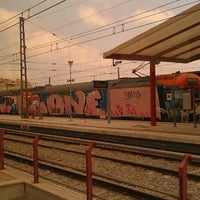 Photo taken at RENFE L'Hospitalet de Llobregat by Javi L. on 8/24/2011