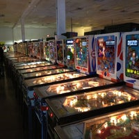 Photo taken at Pinball Hall of Fame by _tr_ on 8/25/2012