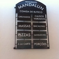 Photo taken at Mandalun Restaurante by Don M. on 9/7/2011