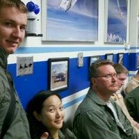 Photo taken at NASA Hangar 990 at EFD by Matthew R. on 9/20/2011