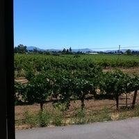 Photo taken at Pellegrini Family Vineyard by Kenney L. on 8/25/2011