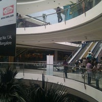 Photo taken at The Forum Mall by Suresh G. on 6/11/2011