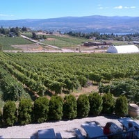 Photo taken at Little Straw Vineyards by Claude B. on 8/4/2012