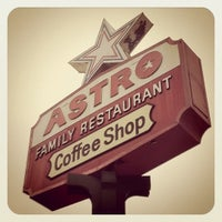 Photo taken at Astro Family Restaurant by T B. on 9/16/2011