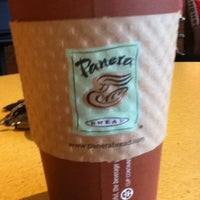 Photo taken at Panera Bread by Kelly S. on 11/3/2011