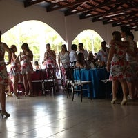 Photo taken at Chácara Cedro by Evandro F. on 8/19/2012