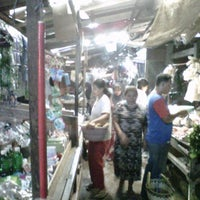 Photo taken at Pasar Gladak Kaliwungu by [ Setio P. on 4/14/2012