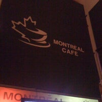 Photo taken at Montreal Cafe by 'Racem M. on 5/21/2012