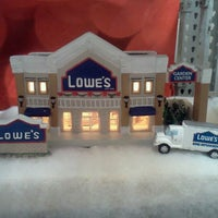 Photo taken at Lowe's Home Improvement by Erik D. on 11/5/2011