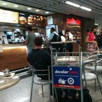 Photo taken at Air Café Palheta by Luiza F. on 9/29/2011