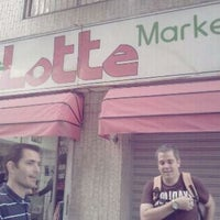 Photo taken at Lotte Market by Martin C. on 8/24/2011