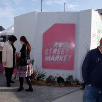 Photo taken at Rose Street Artists' Market by Mel H. on 2/12/2012