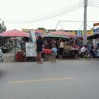 Photo taken at Yaek Krungthep Kritha Market by ณุ i. on 7/23/2012