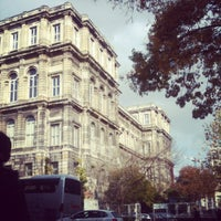 Photo taken at İstanbul Teknik Üniversitesi by Melis A. on 11/29/2011