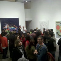 Photo taken at BRIC gallery by MuseumNerd on 11/10/2011