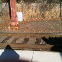 Photo taken at NJT - Far Hills Station (M&E) by Heather D. on 12/11/2011