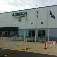 Photo taken at Amazon.com ABE2 by Kate S. on 7/31/2011