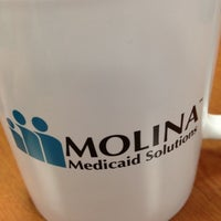 Photo taken at Molina Healthcare, Inc. by Brian L. on 1/31/2012