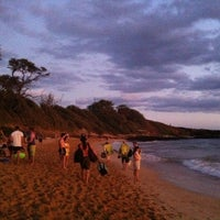 Photo taken at Little Beach by AGST9X on 7/25/2011
