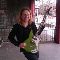 Photo taken at Guitar Center by Skarrlett K. on 3/3/2012
