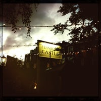 Photo taken at Edinboro Castle by eevil m. on 8/1/2012