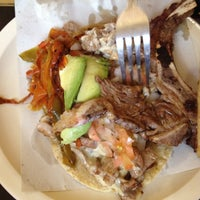 Photo taken at Taqueria Huichapan by Edson C. on 6/17/2012