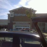 Photo taken at Walmart Supercenter by Mike J. on 1/28/2012