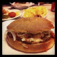 Photo taken at Jumbo Burger by Burak B. on 10/14/2011