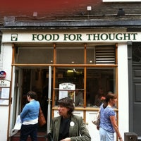 Photo taken at Food For Thought by Luana K. on 7/29/2011