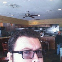 Photo taken at Russo's New York Pizzeria by Tom P. on 12/8/2011