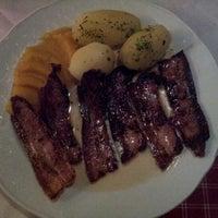 Photo taken at Restaurant Schrøder by Steinar K. on 2/3/2012