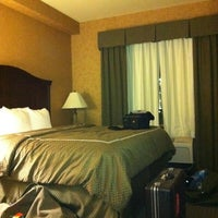 Photo taken at Comfort Suites Alamo/River Walk by Caley G. on 2/25/2012