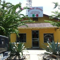Photo taken at Rancho Grande Mexican Restaurant by Kirk B. on 8/12/2011
